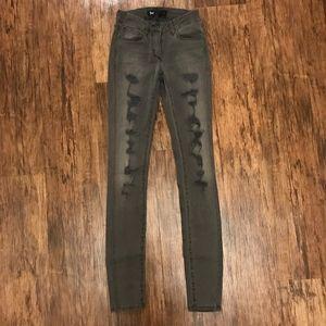 3X1 Distressed Jeans